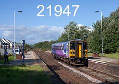 robfrance5d2_21947_120817_x153332_roose_1c53_nt_edr16lr6pse15weblowres (RF_1) Tags: 153 153332 2017 arriva brel britain britishrailengineering britishrailengineeringltd class153 cumbria cumbrian cumbriancoast cumbriancoastline cummins cumminsnt855r5 db deutschebahn dieselmultipleunit dmu england franchise leylandbus localtrain localtrains metrocammel northern northernengland northernrail passengertrain publictransport rail rails railway railways roose rural sprinter stoppingtrain stoppingtrains train trains transport travel traveling uk unitedkingdom westmorland