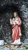 (sascha10er) Tags: helios442 jesus christus herz jesu pilgern zauberwald wandern wegesrand schutz beschützer