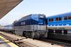 Amtrak No. 461 (jbp274) Tags: station unionstation losangelesunionstation trains railroad track locomotive amtrak emd f59phi