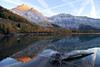 Autumn at Derborence - Wallis - Switzerland (Rogg4n) Tags: switzerland suisse swiss schweiz valais wallis derborence ramuz mountain alps lake reflection miror dusk morning water wonderland waterscape forest peak snow rock nature landscape spring canoneos80d efs1018mmf4556isstm panorama tree pine sunrise goldenhour quiet conthey autumn fall mirror mountains montagne goldenhours trees