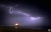 Nobbys Lighthouse (John_Armytage) Tags: lightning storm stormcell newcastle nobbysbeach nobbyslighthouse australia nsw sonyalpha sony1635 johnarmytage