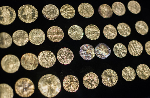 """Coins from the ship """"Kronan"""""""