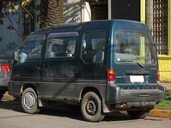 Subaru Domingo GV ECVT 4WD 1996 (RL GNZLZ) Tags: minivan subarudomingo gv ecvt 4wd 1996 4x4