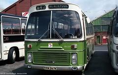 Crosville ERL267 800705 Blackpool [jg] (maljoe) Tags: crosville crosvillemotorservices cms nbc nationalbuscompany bristolre bristol ecw easterncoachworks