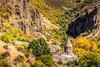 Armenia Geghard monastery (00) (walterkolkma) Tags: armenia caucasus christianity church monastery geghard khorvirap gregory cave sonya6300