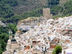 Alcalá del Júcar (santiagolopezpastor) Tags: espagne españa spain castilla castillalamancha albacete provinciadealbacete medieval middleages castillo castle chateaux village