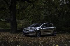 Peugeot 307 Chromed (D.Calibra Photography) Tags: peugetot 307 chromed borbet peugeot club serbia