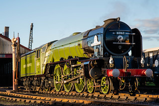 60163 Tornado, A1 Steam Locomotive