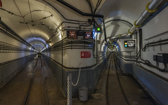 INSIDE SCHOENENBOURG MAGINOT LINE FORT (Frags of Life) Tags: corridor style alsace architecture artillery structure color image eastern france europe fort history horizontal photography rail transportation tourism tunnel viewpoint war weapon 20thcentury maginotline bunker schoenenbourg
