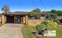 14 Warrina Ave, Baulkham Hills NSW
