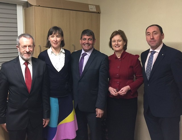 Wicklow Brexit and Agriculture Event January 2017