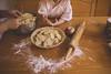 apple pie-4 (KariGanske) Tags: 2017 october apple applepie baking inside kitchen sidelight