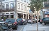 congestionamento (belisamurta) Tags: porto portugal epson v370 analog analógico analógica yashica fxd film filme city cidade oporto portra carros tráfego cars