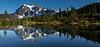 Reflection lake (D. Inscho) Tags: mtshuksan reflection washington glaciers northcascades pacificnorthwest usa