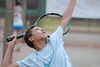 Tournoi 2010 du TCD : François Defaud (philippeguillot21) Tags: tennis sport service raquette tcd saintdenis réunion indianocean pixelistes nikond70