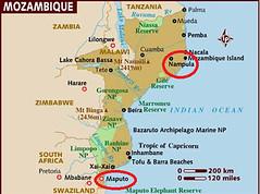Anglų lietuvių žodynas. Žodis Mozambique reiškia Mozambikas lietuviškai.