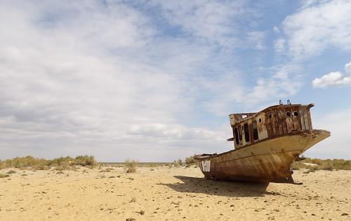 Seul, face au désert