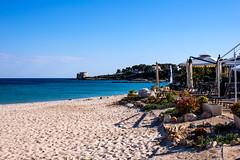 Alghero - spiaggia del Lazzaretto (renmas57) Tags: spiaggia beach sea sun lazzaretto alghero sardegna island landscape panorama