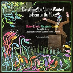 Everything You Always Wanted to Hear on the Moog (grooveisintheart) Tags: vinyl records lp albumcover graphicdesign groovy mod psychedelic vintage moog synthesizer tomungerer