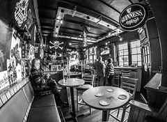 The Angel Inn , Durham City . (CWhatPhotos) Tags: cwhatphotos theangelinn durham angel pub city beer bar black white inn olympus omd em10 digital camera photographs photograph pics pictures pic picture image images foto fotos photography artistic that have which with contain