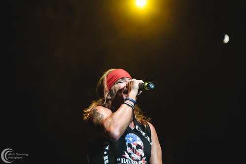 Classic 99 Block Party: Bret Michaels - July 28, 2017