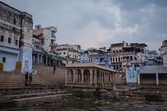 Rajasthan - Pushkar - City view-6