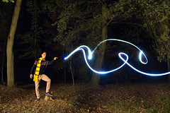 Expecto patronum (frederique.frencken) Tags: harrypotter light painting