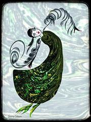 "'Ophelia"" (donnacoburn1) Tags: mothernature hurricane ophelia storms colours brushes leonardoleonardo sketchclub apps apple ipadpro donnacoburn doodle drawing safe public mobileart original creative art fun"