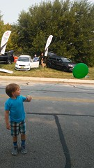 "Paul and His Green Balloon • <a style=""font-size:0.8em;"" href=""http://www.flickr.com/photos/109120354@N07/24102339108/"" target=""_blank"">View on Flickr</a>"