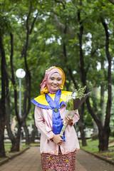 Congraduation, Rara! (Rem's Knight) Tags: congratulations congraduation graduation campus college outdoor portrait