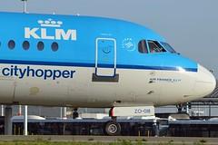KLM Cityhopper PH-KZO Fokker F70 cn/11538 wfu 04-01-2016 rg P2-ANU Air Niugini dd 02 Feb 2016 @ Taxiway Q EHAM / AMS 28-12-2015 (Nabil Molinari Photography) Tags: klm cityhopper phkzo fokker f70 cn11538 wfu 04012016 rg p2anu air niugini dd 02 feb 2016 taxiway q eham ams 28122015