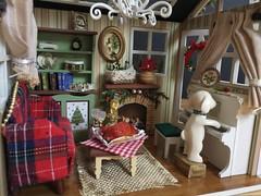 Cute Room Christmas (nannciee) Tags: