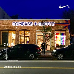 #activetransportation things you see while 🚶♀️in the #mostinclusivecity in the world | ❤️ Washington, DC  #shotoniphone #dcstatehood #EqualityEqualsHealth #LoveThisCentury ✌️️🌈