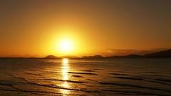 Another Sunset (ricdovalle) Tags: pôrdosol sunset sol sun laranja orange paisagem landscape oceano ocean natureza nature sony alpha a6000 ilce6000 sigma