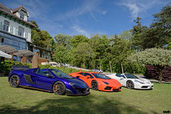 POG's Collection. (GtCh) Tags: mclaren 675lt spider 675lts mclaren675lt mclaren675lts mclaren675ltspider lamborghini aventador lamborghiniaventador ferrari 458 speciale aperta specialea 458speciale 458specialea 458specialeaperta ferrari458 ferrari458speciale ferrari458specialea ferrari458specialeaperta cassel france 2017 pog carbon hypercar supercar supercars sportscar exoticcar dreamcar luxurycar sport exotic luxury car automotive automobile beautiful superb splendid proud gorgeous magnificent awesome insane crazy rare design style rich money millionaire billionaire fast speed power powerful hautsdefrance nikon d5500 nikond5500 trees grass house
