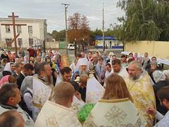 Освячення храму в Тульчині