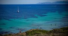San Giovanni di Sinis, Sinis Peninsula, Sardinia (Ula P) Tags: sardinia sardegna italy sangiovannidisinis peninsula bluewater bluesea sonyalpha boats