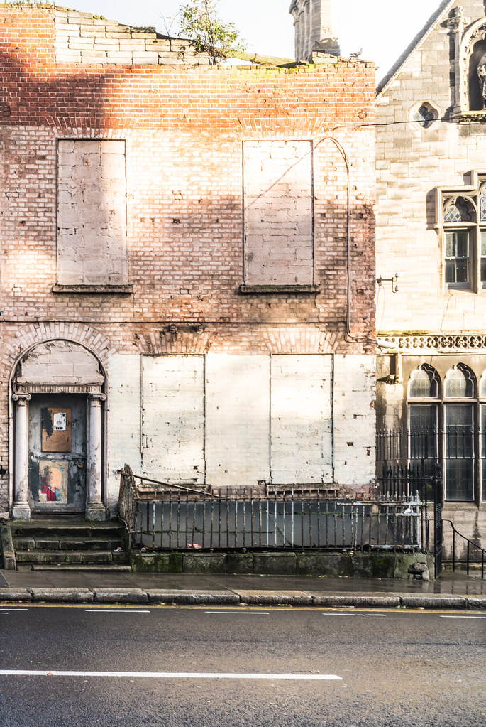 DERELICT SITE CONSISTING OF TWO BUILDINGS [ONE IS THE MOY PUB AND THE OTHER MAY BE OF HISTORIC IMPORTANCE]-133047