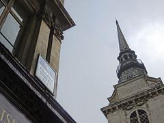 Pilgrim Street & St Martin Ludgate
