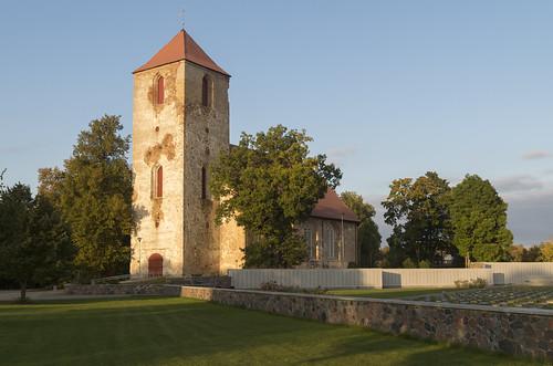 Lestenes evaņģēliski luteriskā baznīca un brāļu kapi, 30.09.2017.