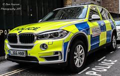 LJ66 HNR (Ben - NorthEast Photographer) Tags: city london police bmw x5 anpr arv armed response vehicle roads policing unit colp 999 lj66hnr