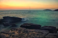 Sailing on Sunset (antoniohorta) Tags: sun sunset nikon d5600 gimp brazil brasil rio riodejaneiro búzios