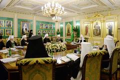 14. Заседание Священного Синода РПЦ от 6 октября 2017 г