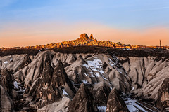 Welcome Village (BeNowMeHere) Tags: ifttt 500px travel trip kapadokya nature landscape sunrise village cappadocia turkey goreme uchisar uçhisar benowmehere goremenationalpark welcomevillage