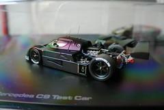 1:43 HPI Sauber Mercedes C9 (diecastmodelcars_1-43) Tags: 1 43 143 diecast modelcar model car hpi racing sauber mercedes c9 test 993