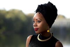 QUA_9504 (Quamina Image, LLC) Tags: fashion fashionista nubian queen beautiful women woman red africa african necklace philly philadelphia godox ad600 ad200 nikon quaminaimage quamina image photooftheday ocf ocl