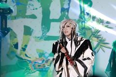 IMG_6616M 葫蘆墩文化中心 布袋戲主題精彩主題表演 (陳炯垣) Tags: performance stage cosplayer