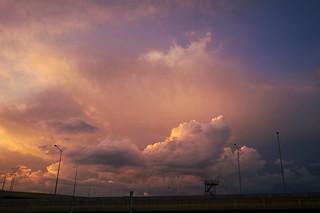 Sky painting. 14/100