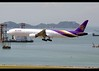 B777-3D7 | Thai Airways | HS-TKB | HKG (Christian Junker | Photography) Tags: nikon nikkor d800 d800e dslr 70200mm aero plane aircraft boeing b7773d7 b777300 b777 b773 thaiairwaysinternational thaiairways thai tg tha tg628 tha628 thai628 hstkb staralliance chainarai ชัยนารายณ์ heavy widebody triple7 arrival landing 25r airline airport aviation planespotting 29151 170 29151170 hongkonginternationalairport cheklapkok vhhh hkg clk hkia hongkong sar china asia lantau terminal2 t2 skydeck christianjunker flickraward flickrtravelaward zensational hongkongphotos worldtrekker superflickers