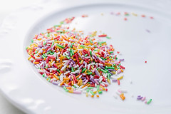 Bunte Zuckerstreusel (wuestenigel) Tags: cake dessert thousands abstract space background holiday festive macro candy decoration isolated white sugar pattern closeup confection sprinkles food celebration texture nobody decorative blue colorful confetti color bright hundreds red sprinkle sweet green many yellow confectionery rainbow